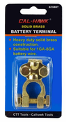 Cal Hawk 244111 Solid Brass Battery Terminal