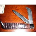 Case Knife Electrician Brown NIB