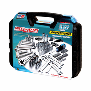 Channellock 39067, 132 Piece Mechanic Tool Set