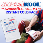 """InstaKool™ Small Cold Pack, Unit Size  5"""" X 6"""""""