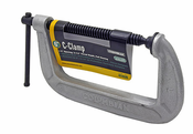 "Columbian 3161 6"" Heavy Duty Industrial C-Clamp"