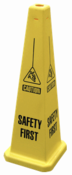 Traffic Cones, Isle Cones and Warnings
