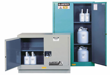 Justrite, Safety Cabinets for Hazardous Materials