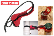 Craftsman 945535 Multi Use Strap Wrench Also Includes Handy Can Popper
