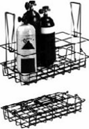 Collapsible Cylinder Tank Carrier