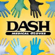 Dash Nitrile Gloves