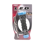 Dorcy, Rubber 45 Lumen LED Flashlight, 41-2958