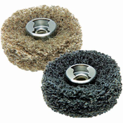 Dremel 511E EZ Lock Finishing Abrasive Buffs, 180- and 280-Grit, 2-Pack ***Discontinued***
