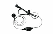 Motorola 53727 Earbud with PTT Microphone