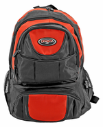 East West B118-Red Collage Freshman Back Pack