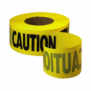 Empire Level MFG. Caution Do Not Enter, Barricade Tape, 3X1000FT, 2 MIL
