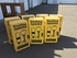 Encon Self Contained Breathing Apparatus Wall Mount Cabinets