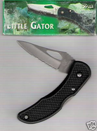 Frost Cutlery Little Gator