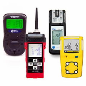 Portable Hand Held, Personal Gas Detection Equipment