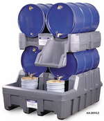 Justrite Gator® Drum Management System