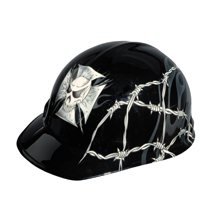 Jackson, Head-Turner, Sentry III, Hard Hat, Hellraiser