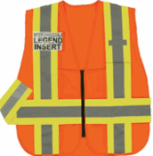 IC-IBC-2REG IC High Visibility Safety Vest