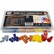IIT 82905 158pc Wire Nut Assortment