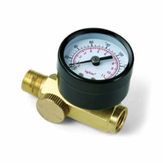 IIT 10200 Air Regulator With Guage