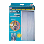 JMK 07920 Magnetic Mesh door Screen