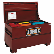 "Jobox 1-655990D 60X24X27.75"" Steel Industrial Site Vault"