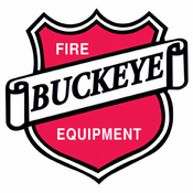 Buckeye, Hand Held 2.5LB ABC Dry Chemical Extinguisher  With Vehicle Bracket