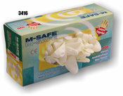 M-Safe 3416 Latex Medical Exam
