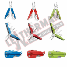 "Leatherman Leap For Younger Users, 3.30"" Closed , 12 Tools, Red Handles"