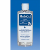Mada Medical, MadaGel -Instant Hand Sanitizer with Moisturizers, 7055