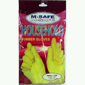 Majestic, M-Safe Household Rubber Gloves