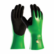 PIP, MaxiChem� Nitrile Blend Coated Glove with Nylon / Lycra Liner and Non-Slip Grip on Palm & Fingers - 12""