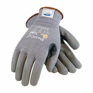PIP, MaxiCut® Seamless Knit Dyneema® / Engineered Yarn Glove with Nitrile Coated Foam Grip on Palm & Fingers