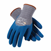 PIP, MaxiFlex� Comfort� Seamless Knit Cotton / Nylon / Lycra Glove with Nitrile Coated Micro-Foam Grip on Palm, Fingers & Knuckles