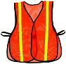 OK-1 Open Mesh Safety Vest