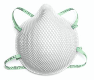 Moldex 2207N95 Low Profile Particulate Respirators
