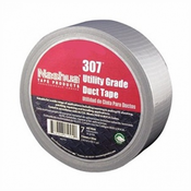 Nashua 307 Utility Grade Silver Duct Tape 48mm X 27M