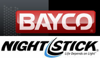 Bayco, Nightstick, Pro LED Flash & Floodlight W/Base Magnet and Red Cone Accessory