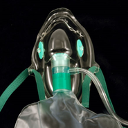 EMP, Partial-Re-Breather Mask, MS-25060
