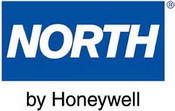 North By Honeywell Full Face  7600 Series Cartridge Respirator M/L