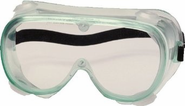 OBERON Chemical-Resistant Goggles