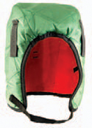 OccuNomix Hot Rods™ 100% Quilted Nylon Shell Green Winter Liner