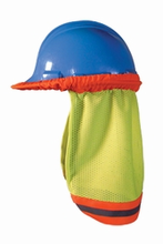 Occunomix OK-5057009 High Visibility Mesh Hard Hat Shade