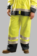 Occunomix, Premium Breathable Gloss Pants, LUX-TENRGT
