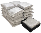 Spilfyter M-111  Absorbent Pillow, 10 x 10 In, PK12 Oil Only