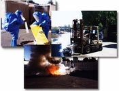 On-Site Continuous Annual Training (CAT)  Emergency Response Team Training (ERT) Monthly