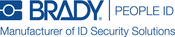 Brady People ID, 1-Day Single-Piece Adhesive Expiring Badge, Thermal Printable.