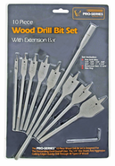 "Pro Series DBS10PRO Wood Spade Bit Set ""OUT OF STOCK"""