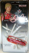 Dale Earnhardt Jr. Racing Knife
