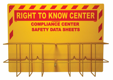 NMC-Right To Know Center Binders Not Included