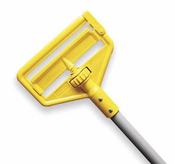 Rubbermaid H115 Hardwood Mop Handle With Side Gate